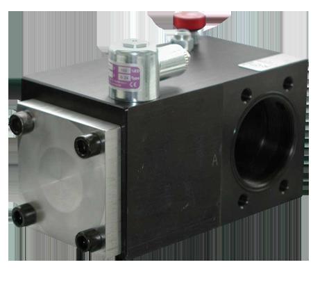 Hydraulics A3 UCM Drucksperrventil Aufzug