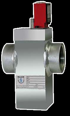 Hydraulics Rohrbruchventil